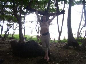 Gekreuzigt in der Karibik